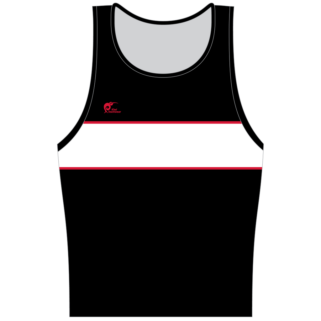 Mens Sublimated Singlet - Type A190214SSG