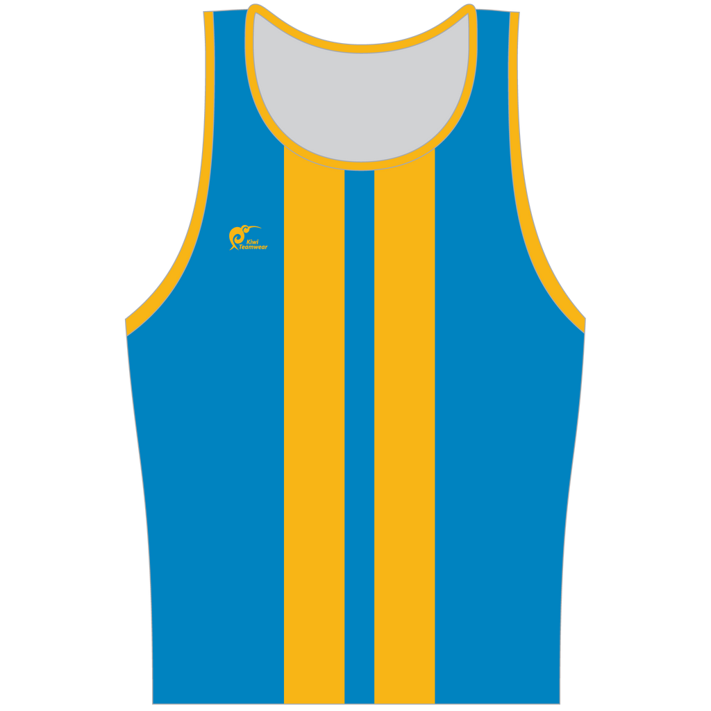 Mens Sublimated Singlet - Type A190215SSG