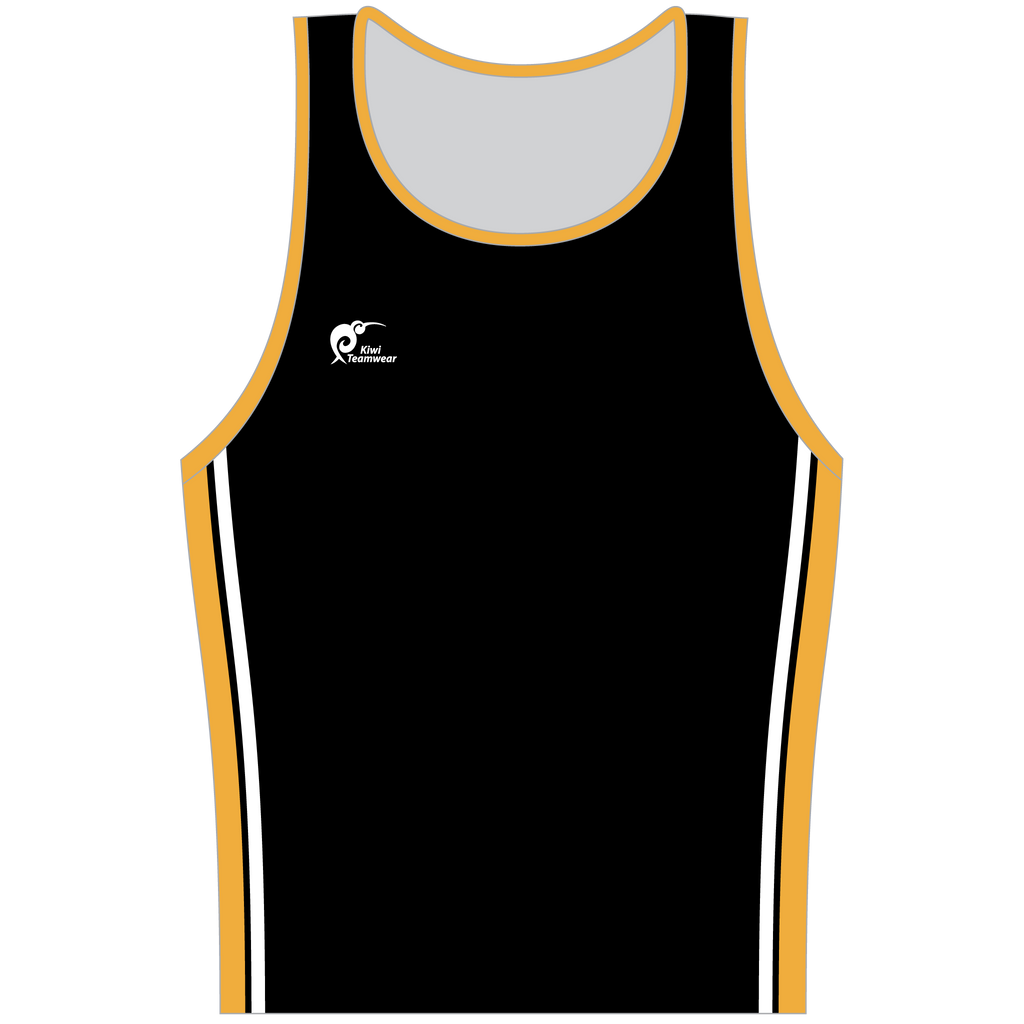 Mens Sublimated Singlet - Type A190217SSG