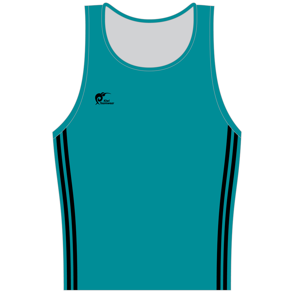 Mens Sublimated Singlet - Type A190218SSG