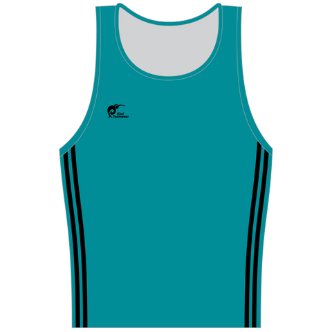 Mens Sublimated Singlet, Type: A190218SSG