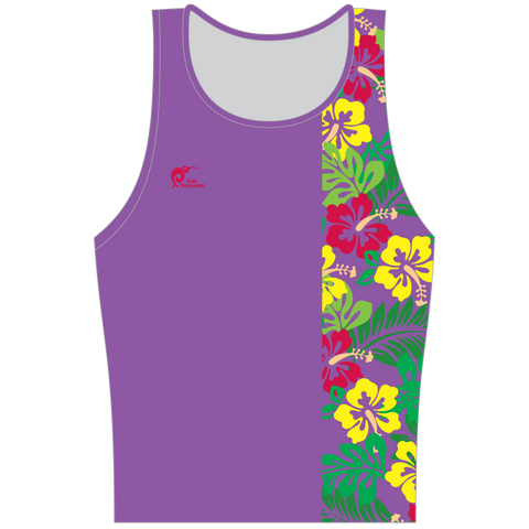 Mens Sublimated Singlet - Type A190219SSG