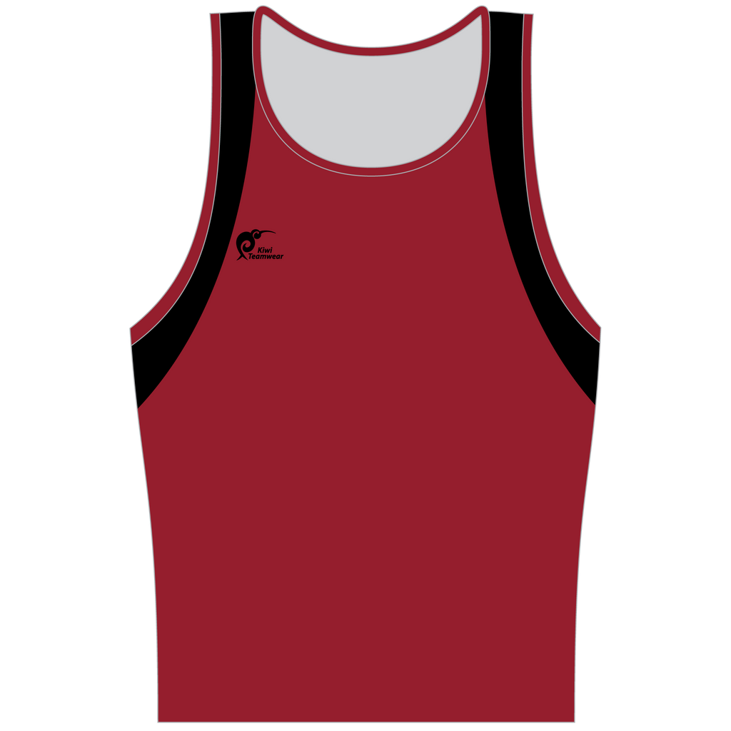 Mens Sublimated Singlet - Type A190220SSG