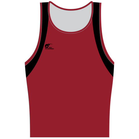 Mens Sublimated Singlet, Type: A190220SSG