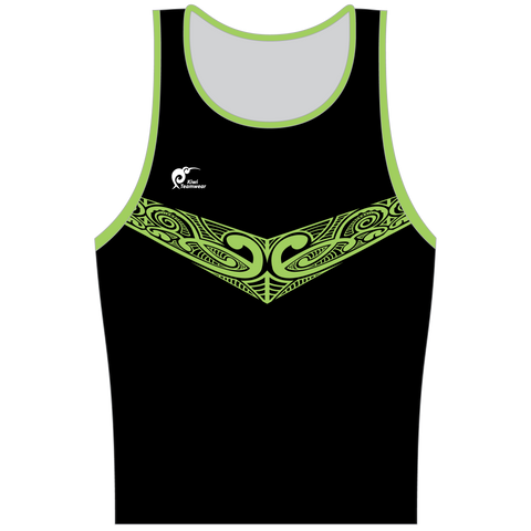 Mens Sublimated Singlet - Type A190221SSG