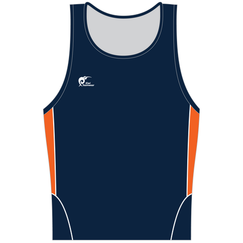 Mens Sublimated Singlet - Type A190222SSG