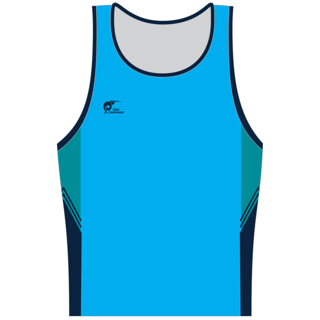 Mens Sublimated Singlet - Type A190223SSG