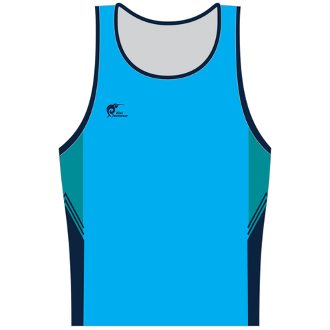 Mens Sublimated Singlet, Type: A190223SSG