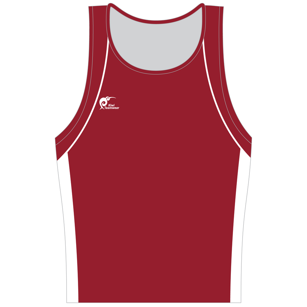 Mens Sublimated Singlet - Type A190224SSG