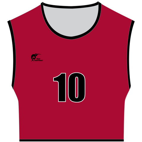 Image of Tough Training Bib - Sublimated, Type: A190225STB