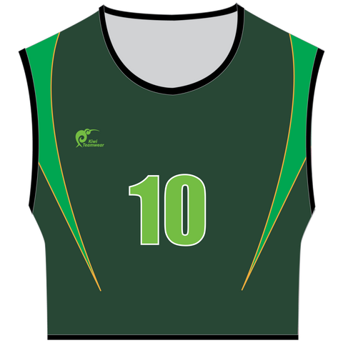 Image of Tough Training Bib - Sublimated, Type: A190228STB