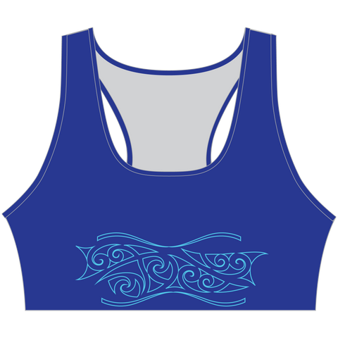 Image of Womens Sublimated Crop Top, Type: A190232SCT
