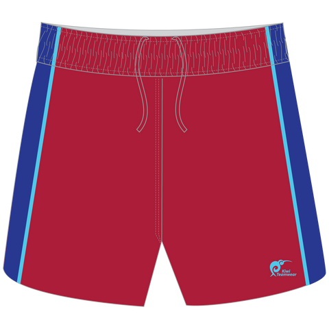 Image of Adults Sublimated Sports Shorts - Type A190259SSSH