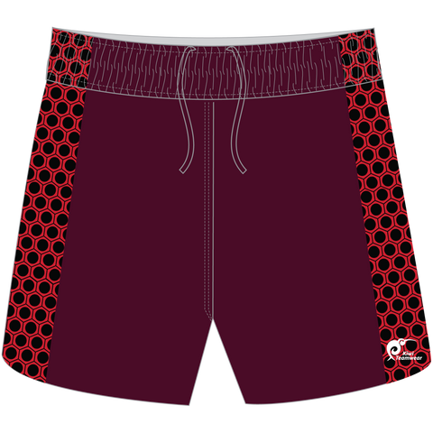 Image of Adults Sublimated Sports Shorts - Type A190262SSSH