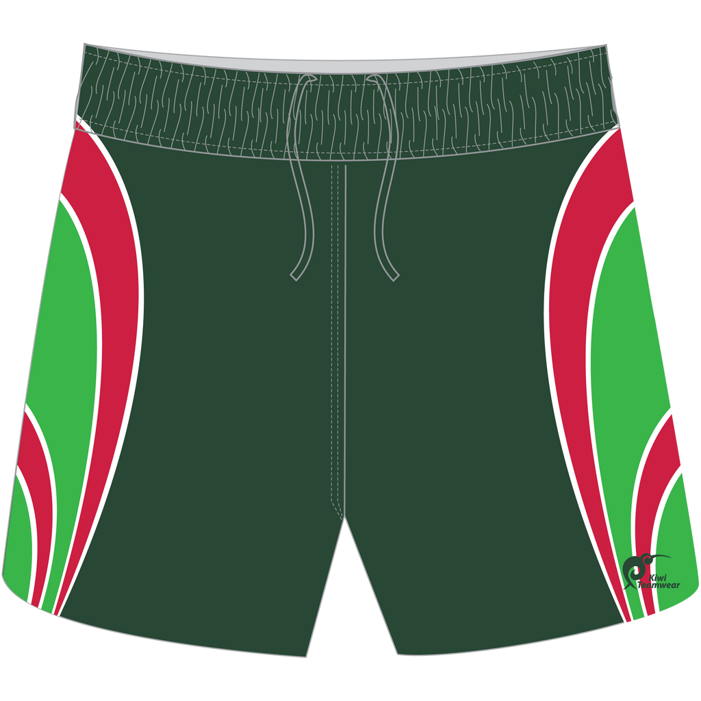 Adults Sublimated Sports Shorts, Type: A190264SSSH