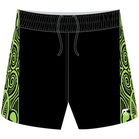 Image of Adults Sublimated Sports Shorts - Type A190267SSSH