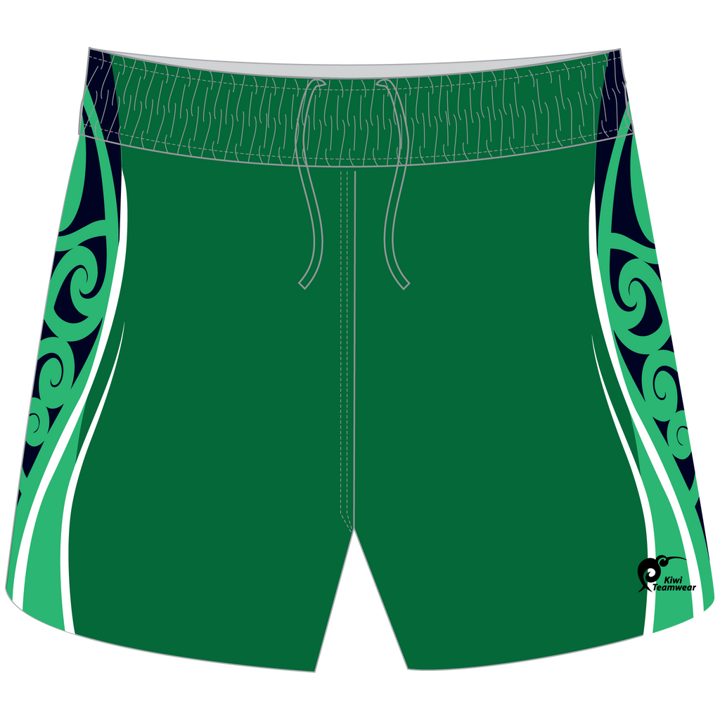 Adults Sublimated Sports Shorts, Type: A190268SSSH