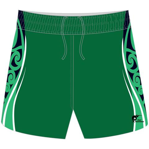 Image of Adults Sublimated Sports Shorts - Type A190268SSSH