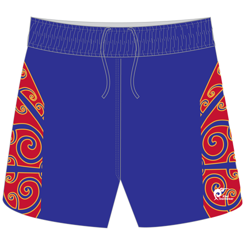 Image of Adults Sublimated Sports Shorts - Type A190275SSSH