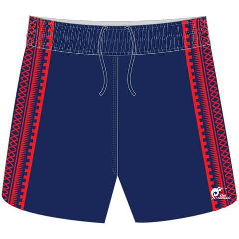 Image of Adults Sublimated Sports Shorts - Type A190277SSSH