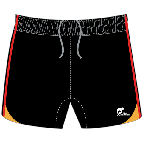 Image of Mens Elite Panel Rugby Shorts - Type A190278PERS