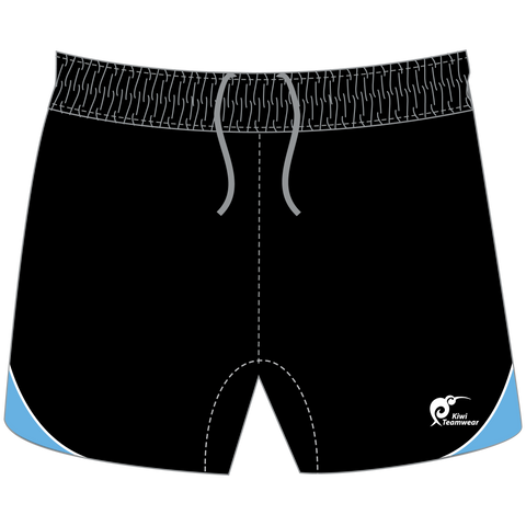 Image of Mens Elite Panel Rugby Shorts - Type A190281PERS