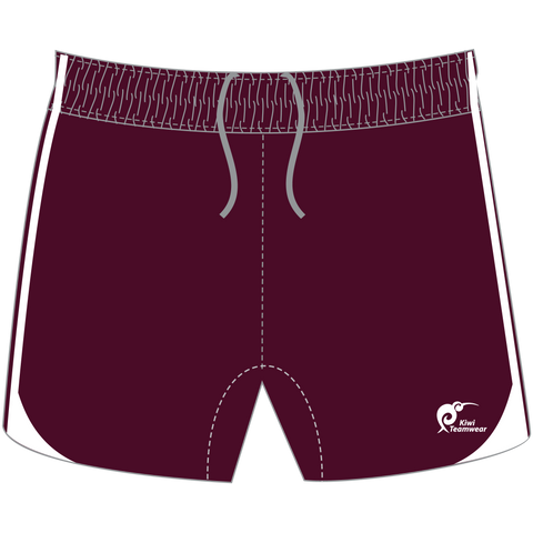 Image of Mens Elite Panel Rugby Shorts - Type A190284PERS