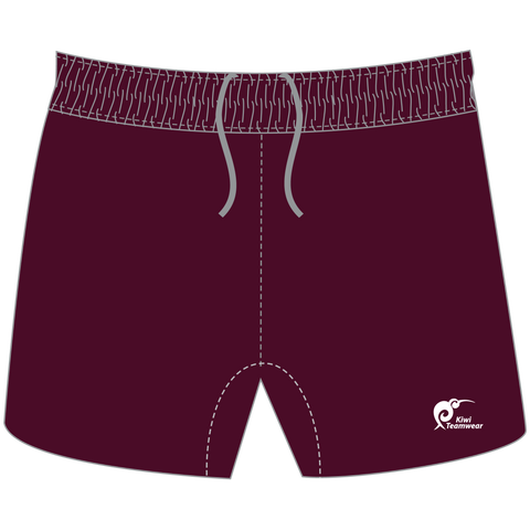 Mens Polycotton Rugby Shorts - Type A190289PCRS