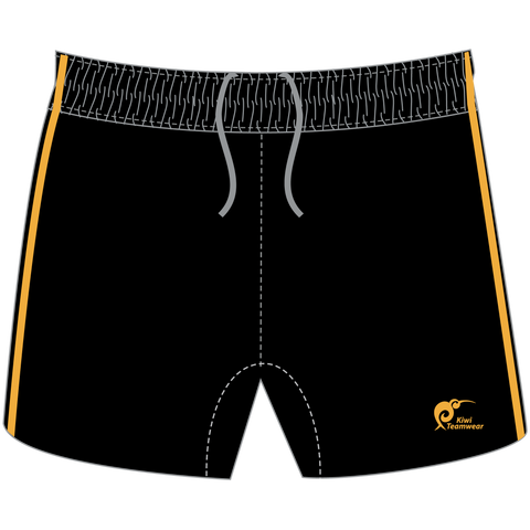 Image of Mens Polycotton Rugby Shorts - Type A190290PCRS