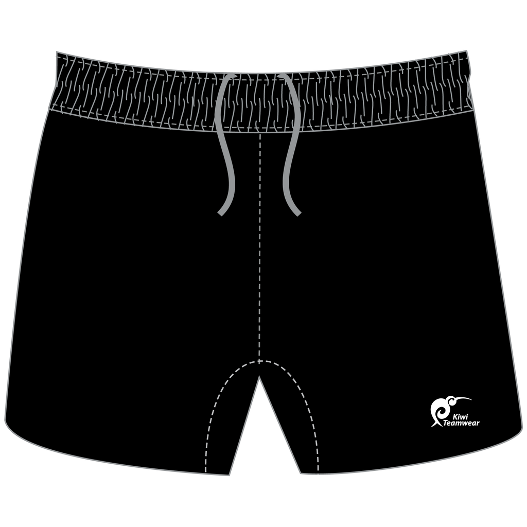 Mens Polycotton Rugby Shorts - Type A190295PCRS
