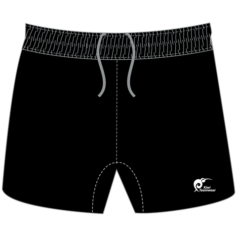 Image of Mens Polycotton Rugby Shorts - Type A190295PCRS