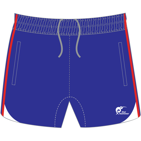 Image of Mens Referee Rugby Shorts - Type A190296PRRS
