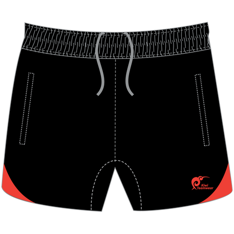 Image of Mens Referee Rugby Shorts - Type A190298PRRS