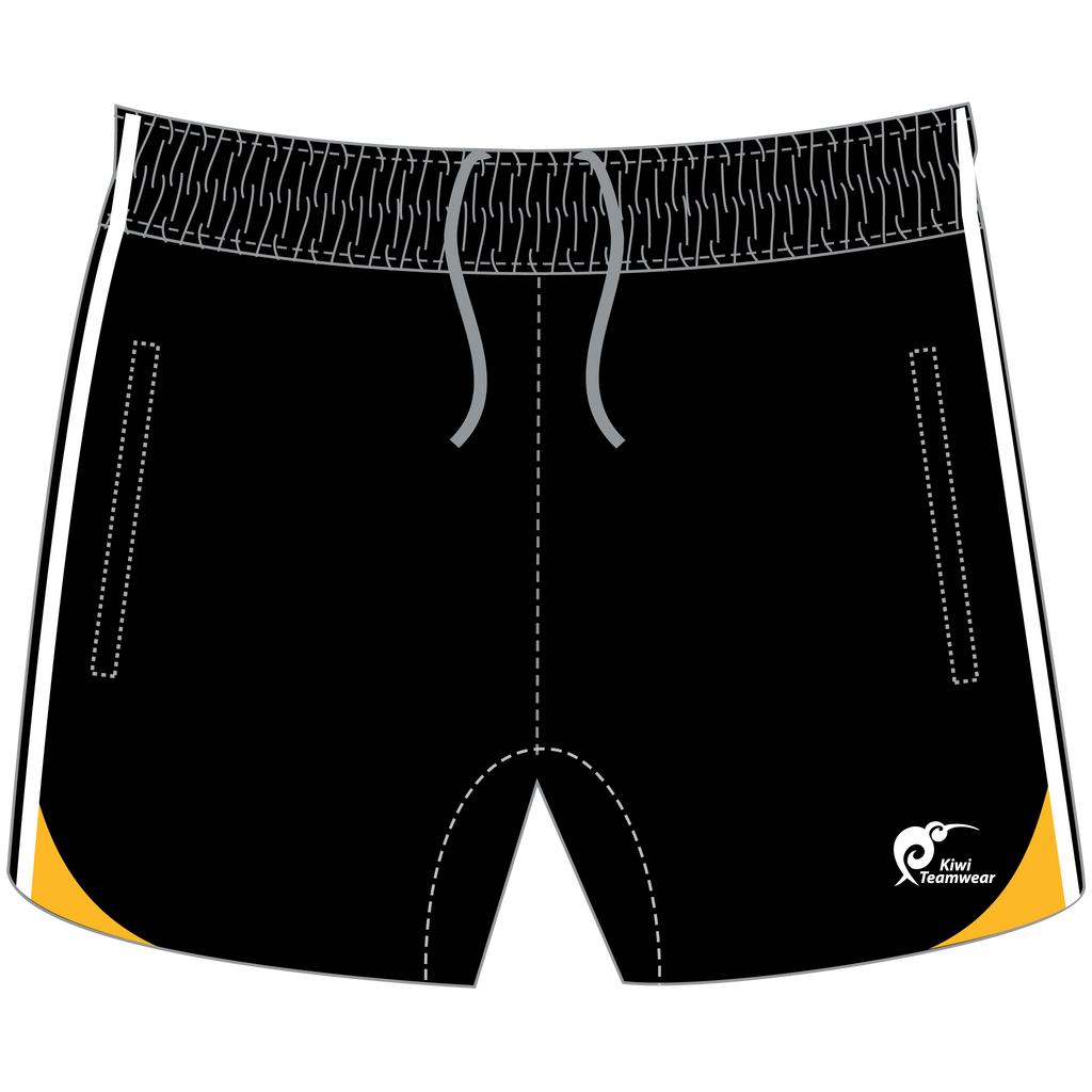 Mens Referee Rugby Shorts - Type A190302PRRS