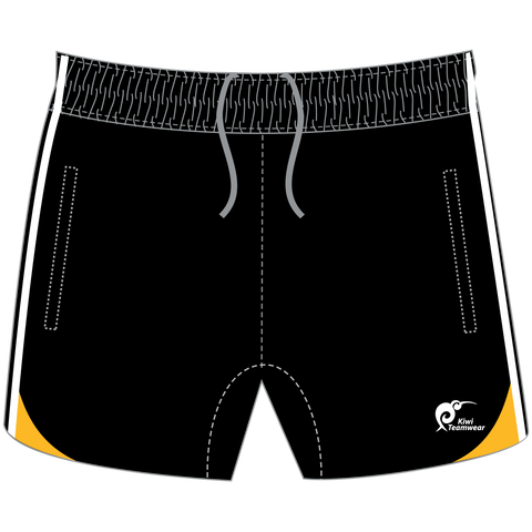 Image of Mens Referee Rugby Shorts - Type A190302PRRS