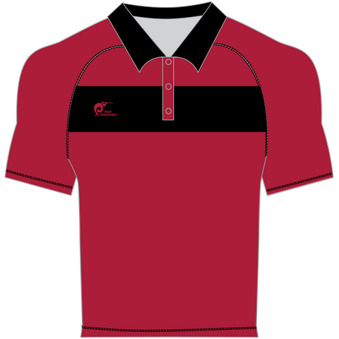 Mens Made To Order Panel Polo Shirt - Type A190379PPSM