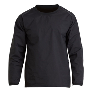Aurora Adults Warmup Training Top, Colours: Black
