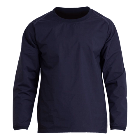 Aurora Adults Warmup Training Top, Colours: Navy