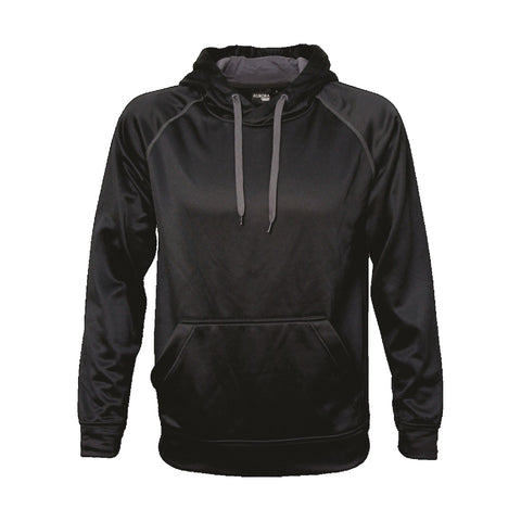 Aurora Adults XTH Performance Hoodie , Colour: Black