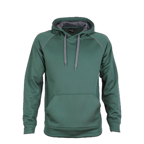 Aurora Adults XTH Performance Hoodie , Colour: Bottle