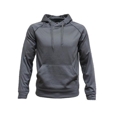 Aurora Adults XTH Performance Hoodie , Colour: Dark Grey