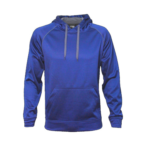 Aurora Adults XTH Performance Hoodie , Colour: Royal