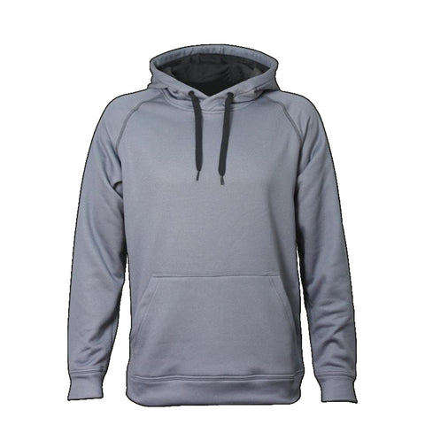 Aurora Adults XTH Performance Hoodie , Colour: Silver