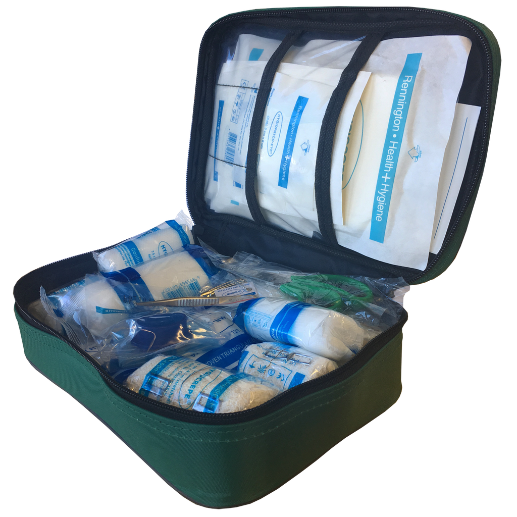 Basic and Basic+ First Aid Kits, Package: Basic Kit