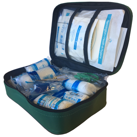 Image of Basic and Basic+ First Aid Kits, Package: Basic Kit