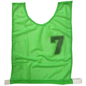 Basketball Numbered Bibs Set