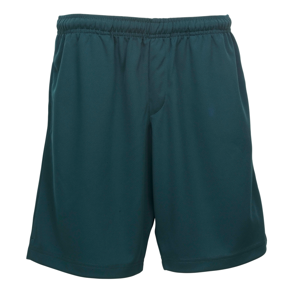 Mens BIZ COOL™ Shorts, Colour: Forest