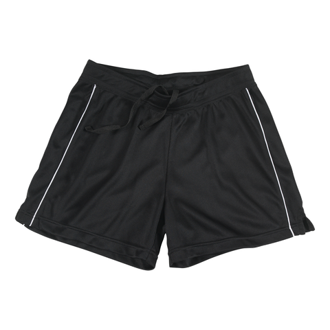 Womens BIZ COOL™ Shorts - Colour Black