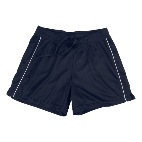 Womens BIZ COOL™ Shorts - Colour Navy