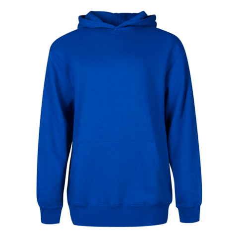 Kids Botany Hoodie - Colour Royal